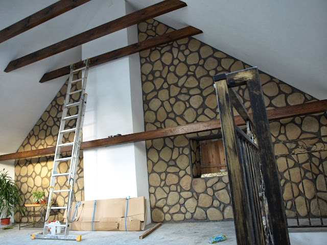 kamień dekoracyjny otoczak elewacja pomysł na ściany murator