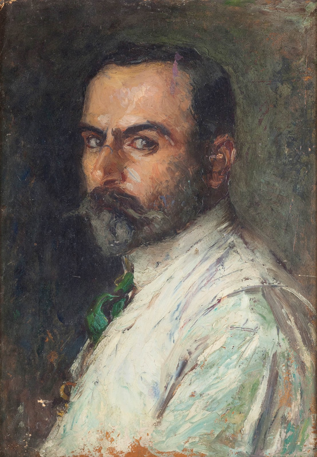 Gaetano Esposito Ritratto maschile