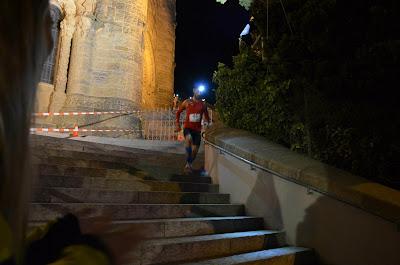 barcelona midnight trail collserola tibidabo templo imheart