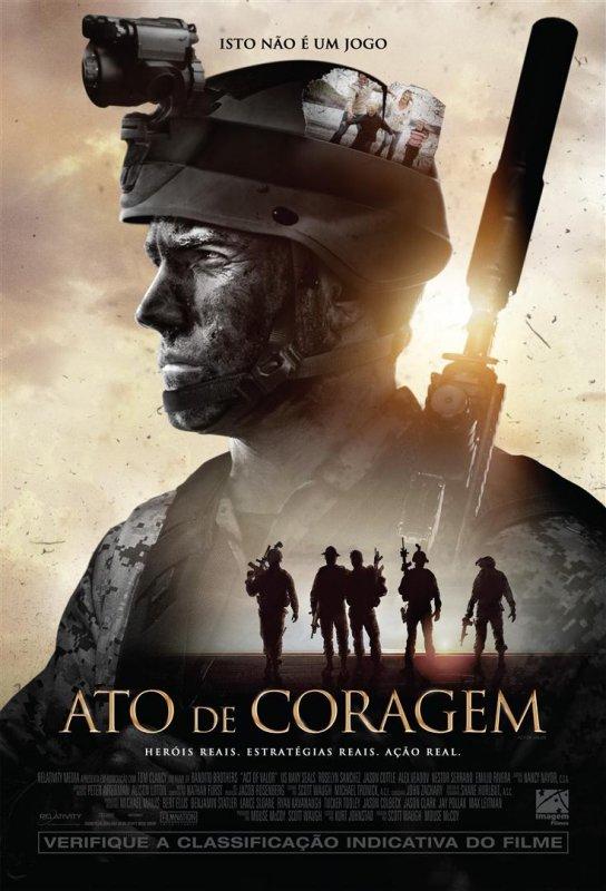 Ato de Coragem – Dublado (2012)