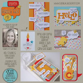 Bubble Talk Cards & Gift Bag