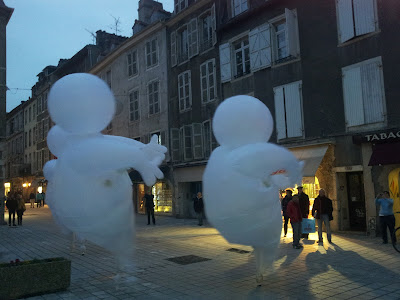 Noël Pyrénéen 2012 de Pau