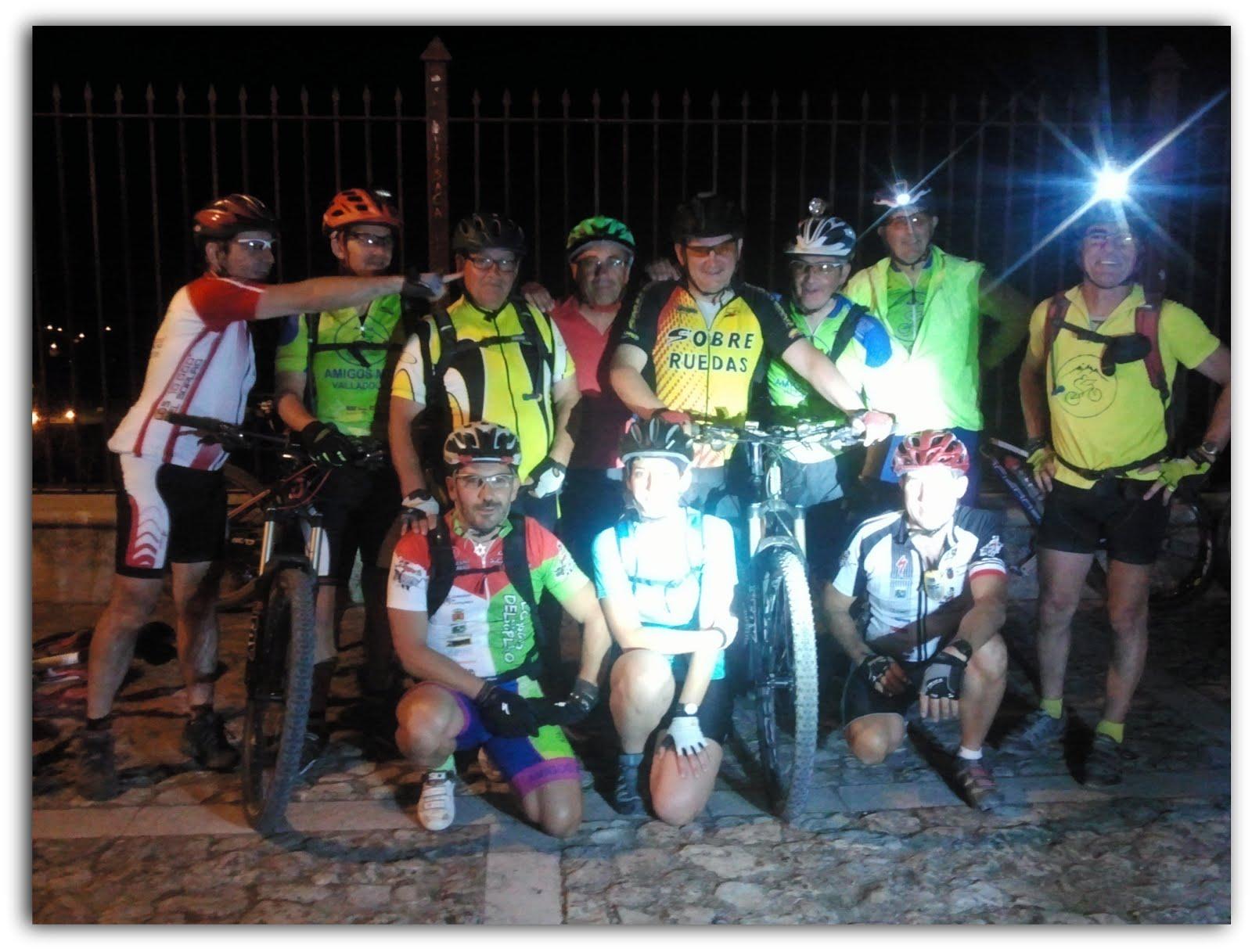 VI marcha nocturna Amigos de la MTB. 26 de junio 2015