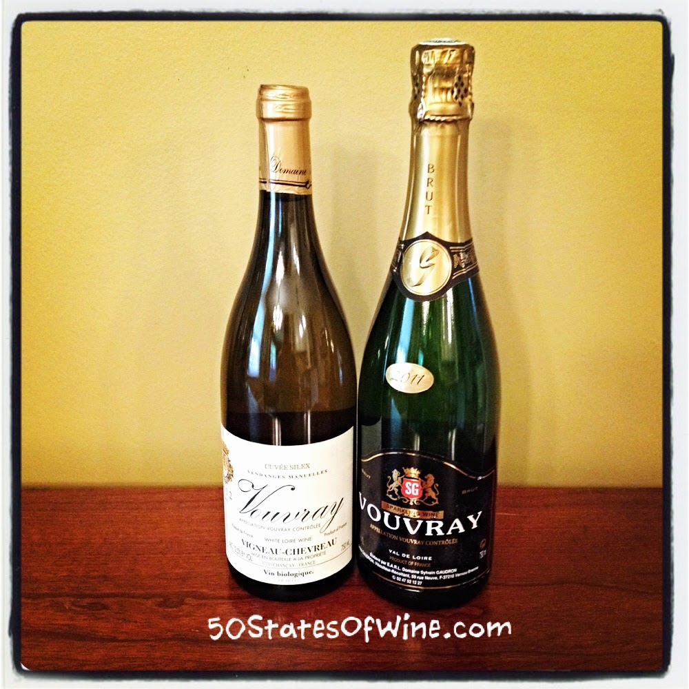 Snooth Vouvray Virtual Tasting