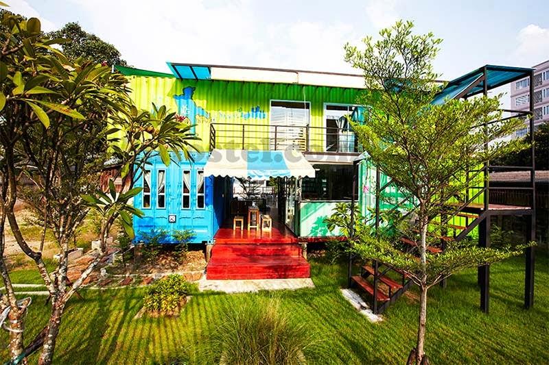 Casas ecologicas julio 2014 for Hostal ciudad jardin