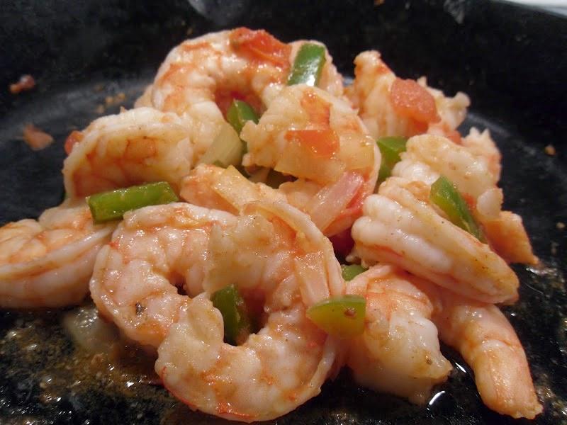 Recipes For My Boys: Sautéed Shrimp