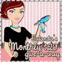 Eulanda's Blog Candy