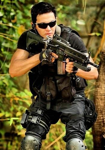 Dave Swat Polisi