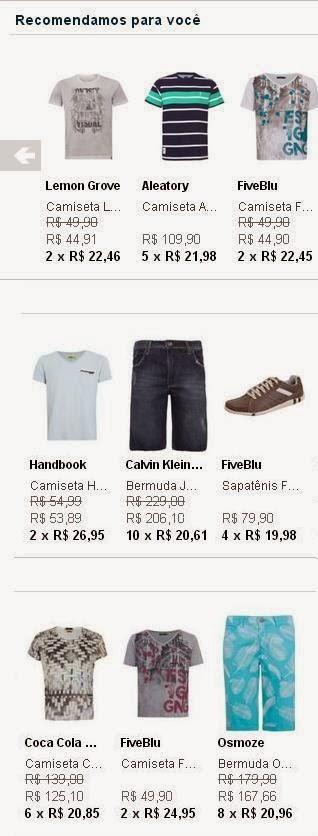 O melhor de calçados e moda masculina online na Dafiti