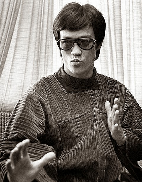 Bruce lee sunglasses