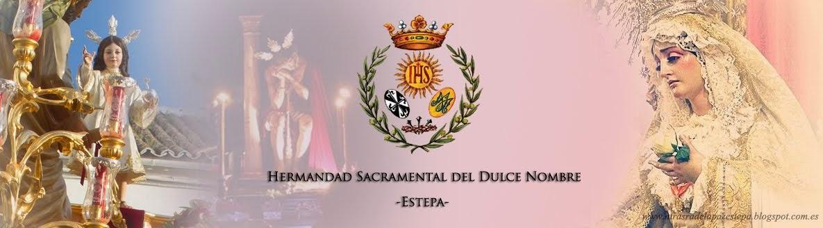 Hermandad Sacramental del Dulce Nombre de Estepa