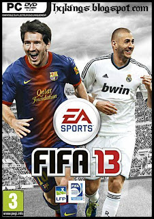 FIFA 13 Internal Reloaded