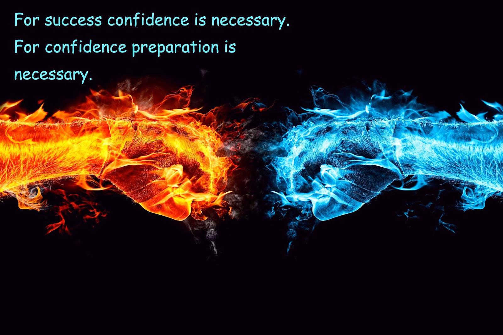 Success & Confidence