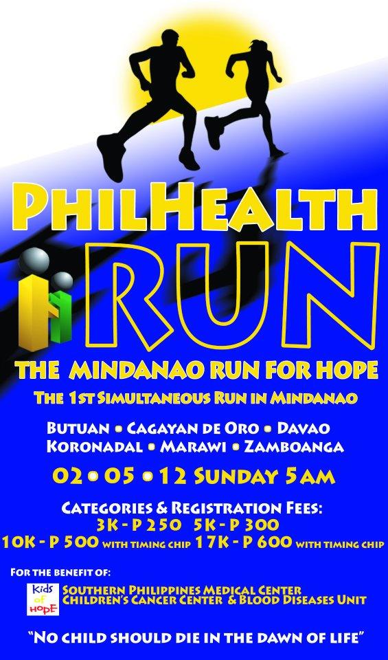 """ PhilHealth Run"