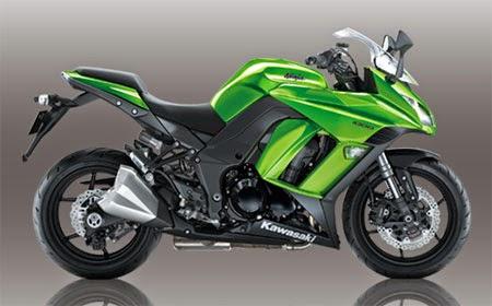 Harga Motor Ninja 1000 cc