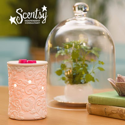 My Scentsy Website