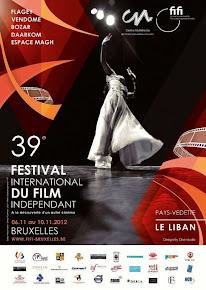 Bruxelles : 39 ème Festival International du Film Indépendant