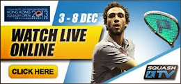 HONGKONG OPEN 3-8 DEC
