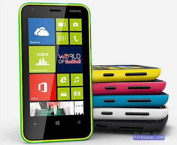 Nokia lumia 620 harga price