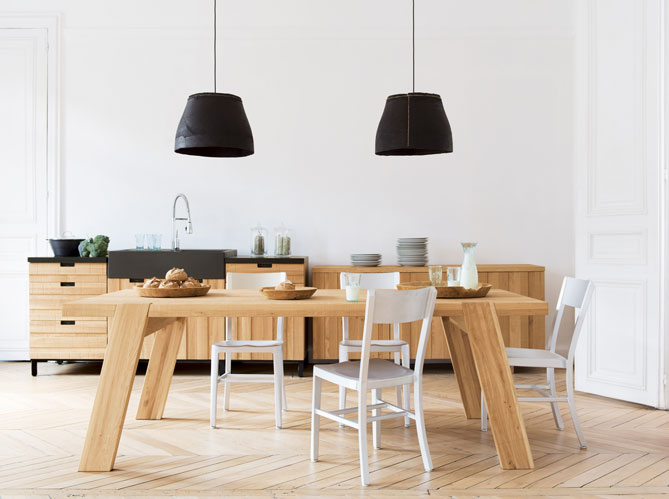 Atelier rue verte le blog for my home id es d co 16 for Salle a manger style scandinave