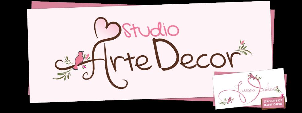 Jussara Sartori ♥ Studio Arte Decor