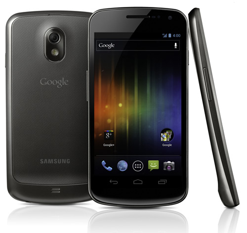 Android-Smartphone GALAXY Nexus Android 4.2