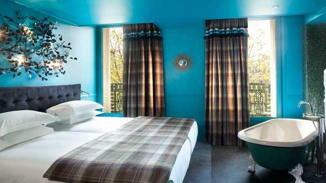 chambre parentale bleu canard cuisine mur bleu canard peinture salon couleurs pour peindre le - Chambre Vert Canard