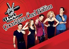 O Ses Türkiye Çocuklara Özel Bölüm Katılım Formu