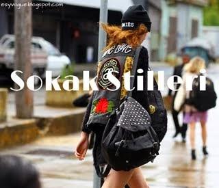 Sokak Stillerine Göz Atmak İçin TıkTık :)