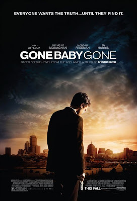 Watch Gone Baby Gone 2007 Hollywood Movie Online | Gone Baby Gone 2007 Hollywood Movie Poster