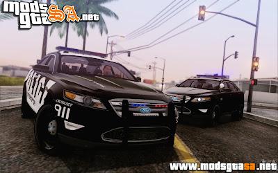 SA - Ford Taurus Police