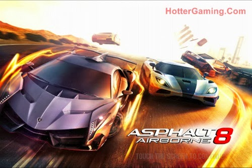 Asphalt 8 Airborne Cover Photo