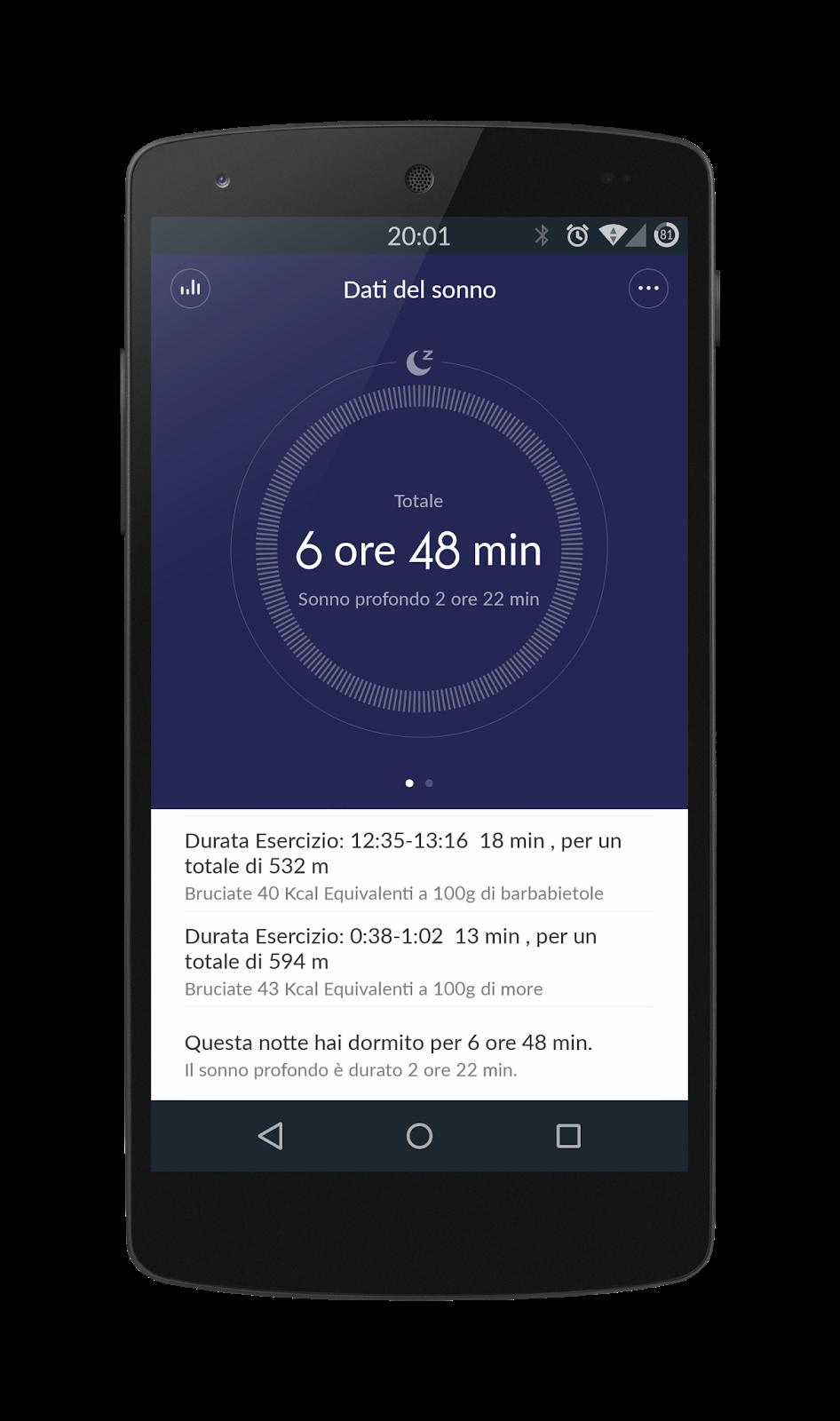 15 euro bastano per una smartband dukkokun for Poco schlafsofa 88 euro
