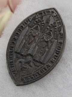Bishop's Seal Found