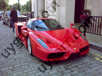 Car of the Day # 6 Ferrari Enzo