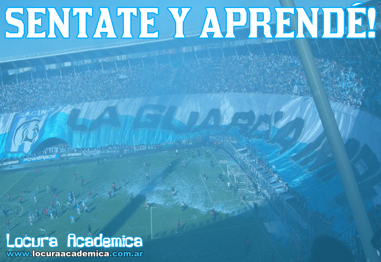 Racing Club, El Primer Grande