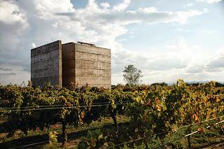 Bodega y Arquitectura en México