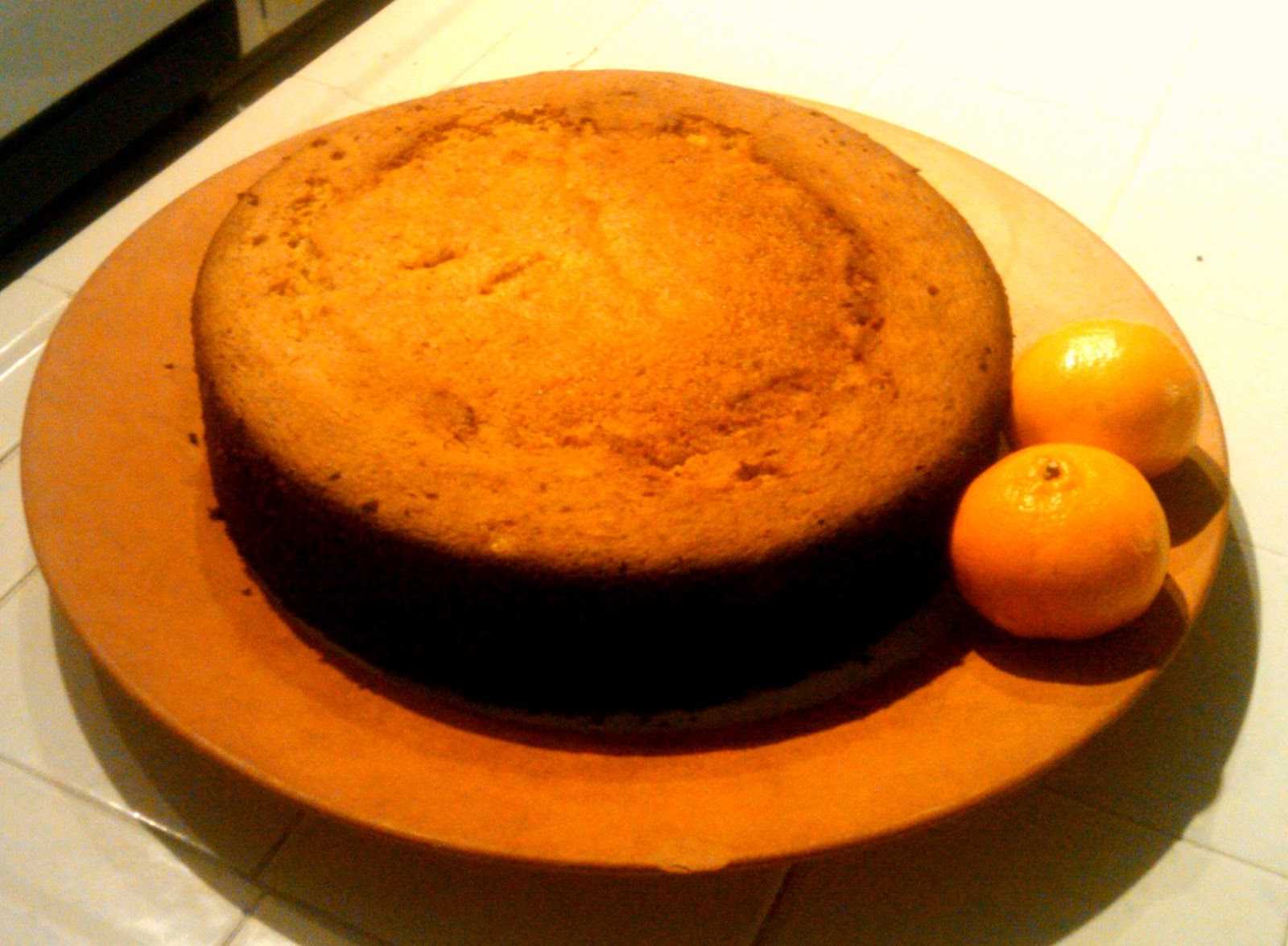 Clementine Cake 4 to 5 clementines (around 1 pound total weight) 6 e ...