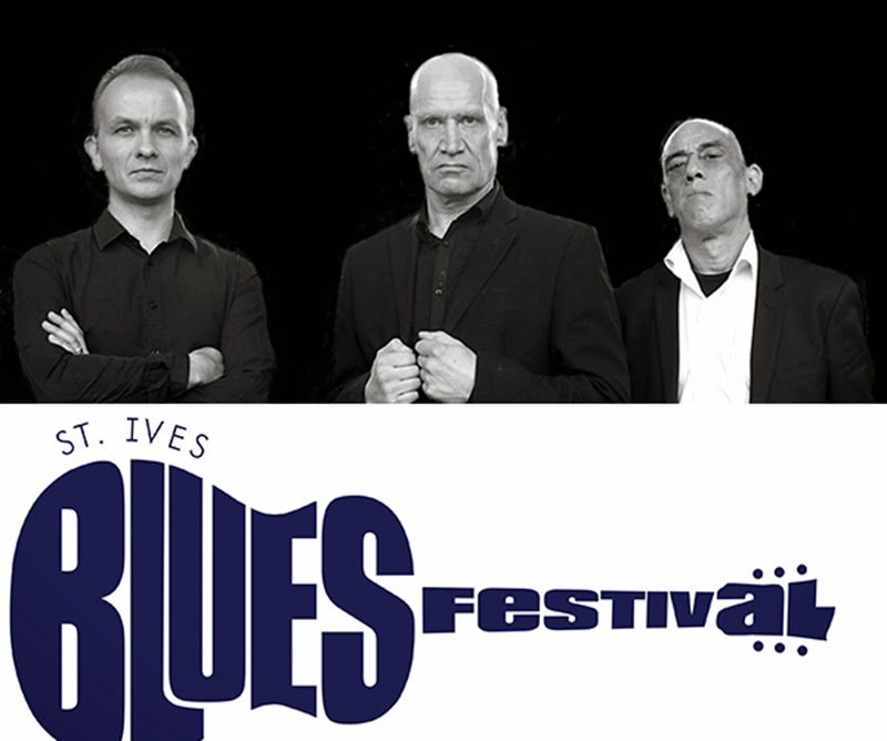 Wilko Johnson - St Ives Blues Festival