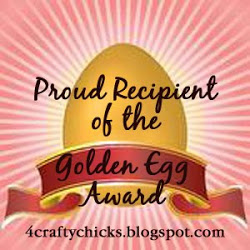 4 Crafty Chicks-Golden Egg Award