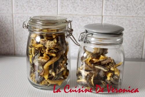 La Cuisine De Veronica 炸魚皮