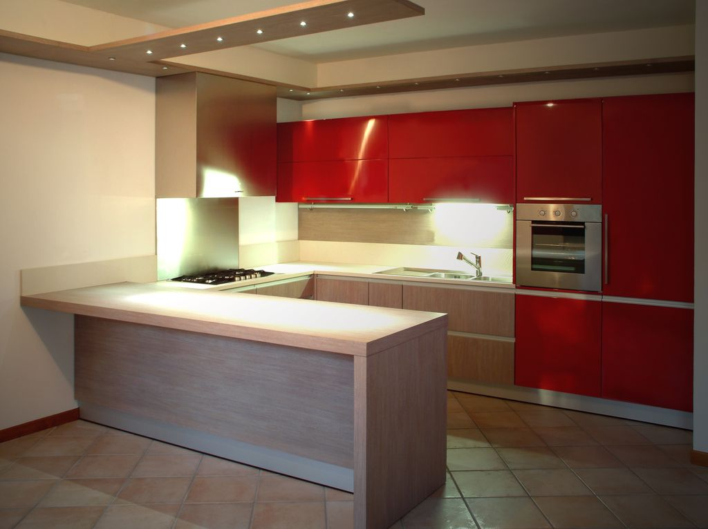 Offerte cucine prezzi e arredamento della cucina come - Modernizzare vecchia cucina ...