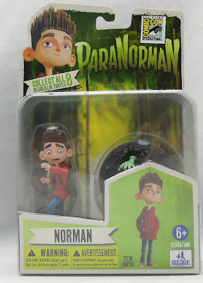 Norman A good look at the Paranorman figures