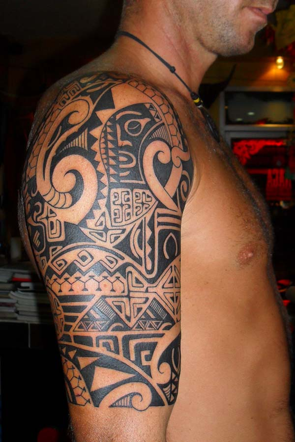 In sexy tattoo for guys refers to the appeal that these tattoos can