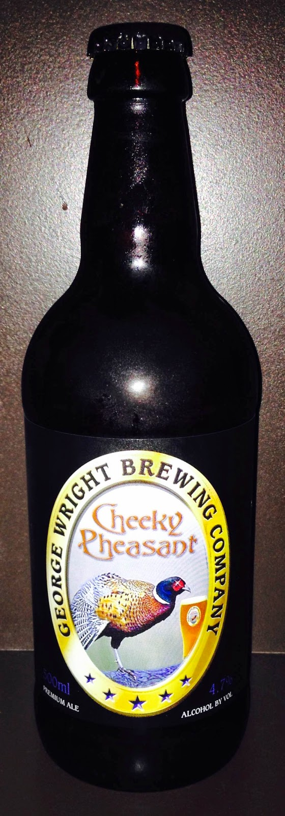 Cheeky Pheasant (George Wright Brewing Company)