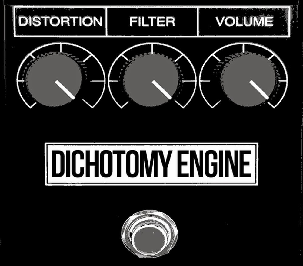 Dichotomy Engine RAT pedal