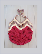 Granny Ripple Bag Crochet PATTERN