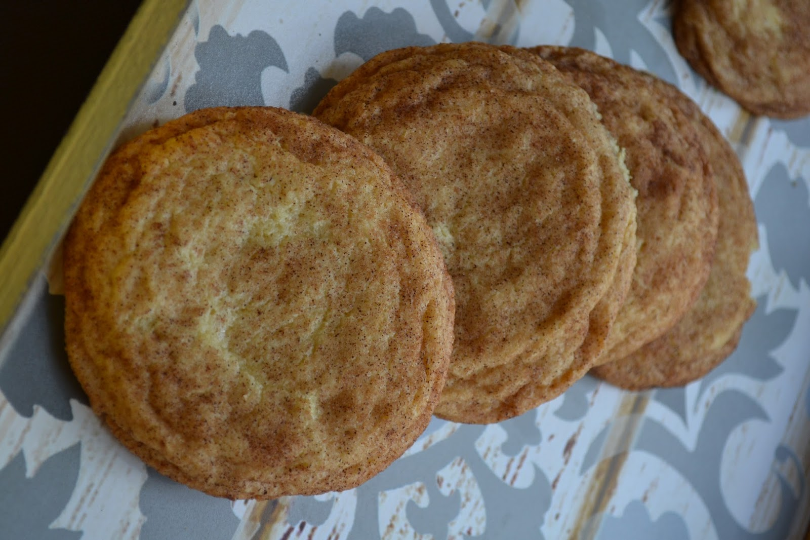 Making Miracles: Mrs. Sigg's Snickerdoodles
