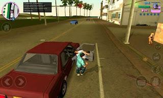 تحميل لعبة G T A  حرامي سيارات للاندرويد