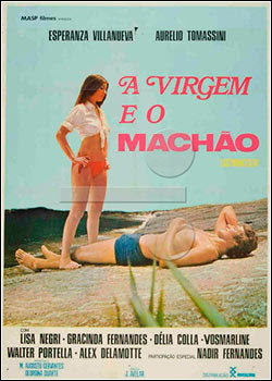 Download - A Virgem e o Machão - DVDRip - AVI - Nacional (SEM CORTES)
